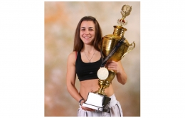 Kéri Valentina kick-box világbajnok
